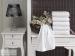 Полотенце GREN Белое(гостиничное)