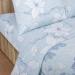 Постельное белье Лейла Артпостель Поплин DE LUXE с простынёй на резинке