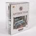 Постельное белье Артпостель Поплин DE LUXE с простынёй на резинке Авеню 2-спальное, арт. 931