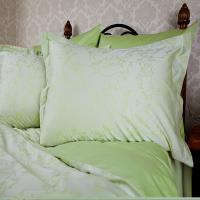 Постельное бельё Lime Palette Grass семейный LM9150
