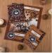 Набор из 3-х вафельных полотенец Аромат кофе Артпостель