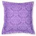 Наволочки с ушками  Византия фиолетовая поплин Артпостель