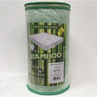 Наматрасник Самсон бамбук 200х200