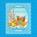 Вафельное полотенце Верба 50х60 см