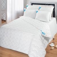 Одеяло Soft Collection Ligt Лебяжий пух легкое, детское, 110х140 см