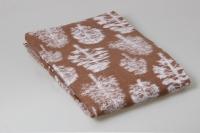 Одеяло Деревья коричневые, 140х205 см