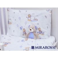 Постельное белье детское BIMBO blue