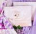 Кашмир фиолетовый Сатин