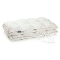 Одеяло пуховое c объемными буфами Belashoff