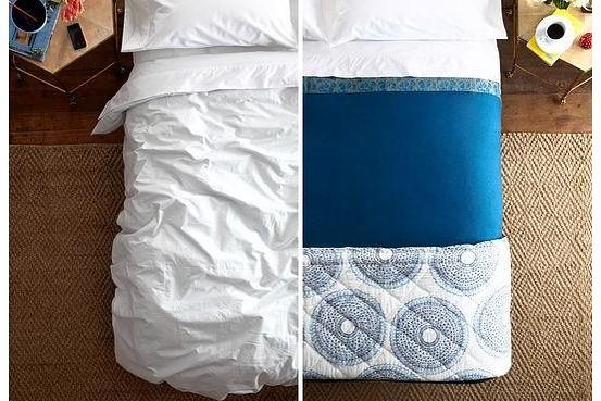 Заправляем постель